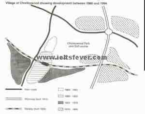 Academic Writting practice test 10 Village of Chorleywood