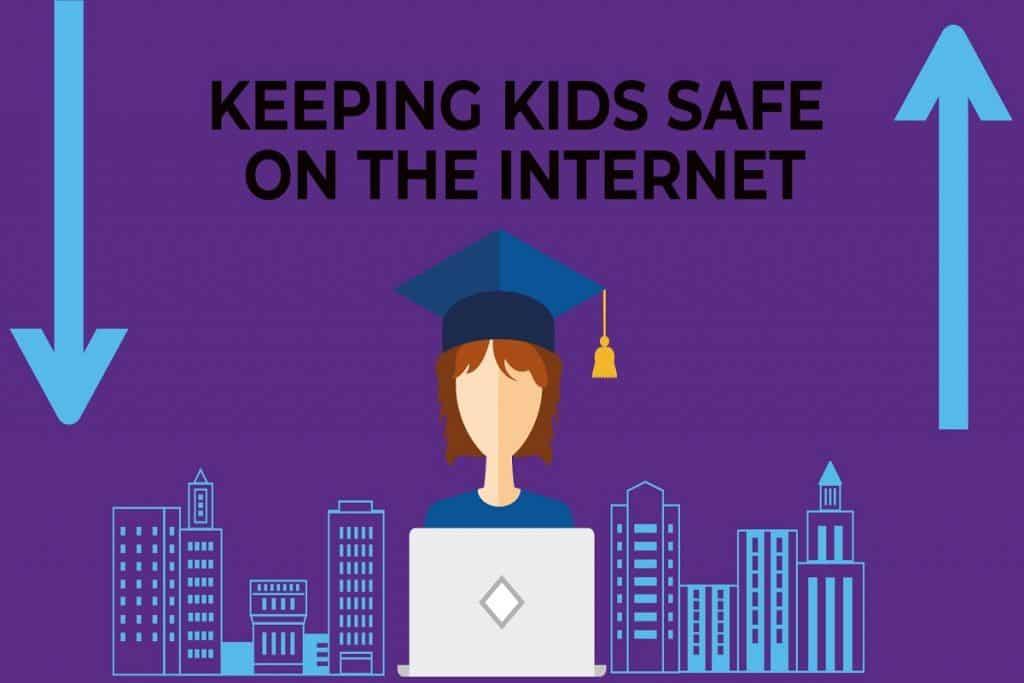 keeping kids safe on the internet