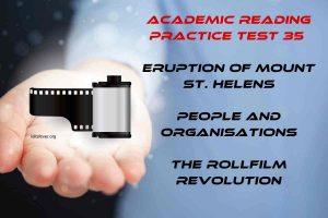 Academic Reading Practice Test 35 The Rollfilm Revolution