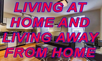 Living at home and living away from home speaking cue card with answer IELTS EXAM