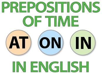Prepositions English Grammar Ielts Exam