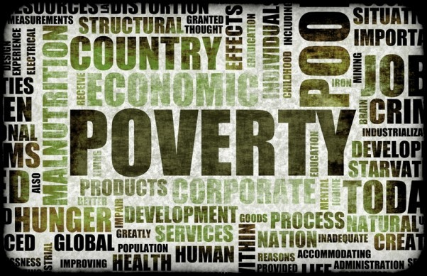 Some people say that industrial growth is necessary to solve poverty