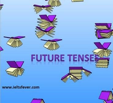 Future Tenses English Grammar Ielts exam
