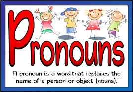 WRONG USAGE OF PRONOUNS IELTS EXAM