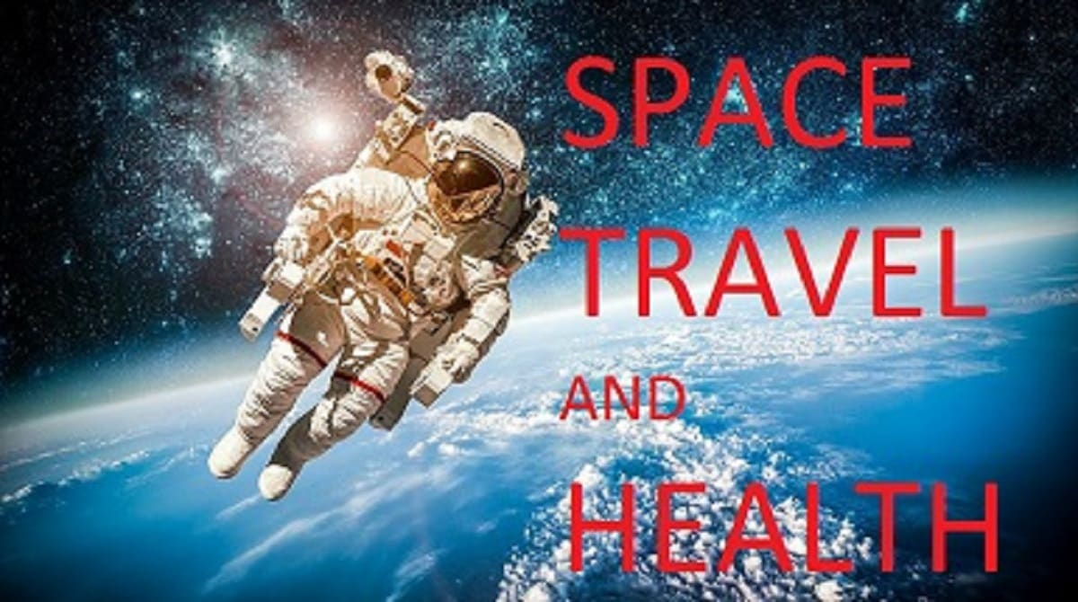 Academic reading test 56 SPACE TRAVEL AND HEALTH VANISHED