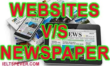 Today there are a lots of websites providing news on the internet . some are believe that these websites will totally replace traditional newspapers and magazines. To what extent do you agree or disagree ?