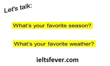 Talk about your Favoriteweather