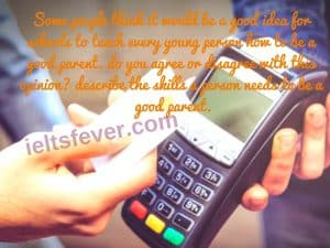 Nowadays, it is easy to apply for and be given a credit card
