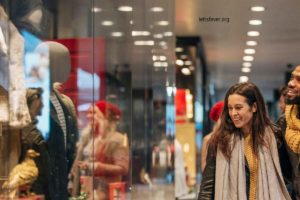 Nowadays shopping has become a new favorite pastime for young people