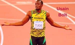 Describe a sports athlete