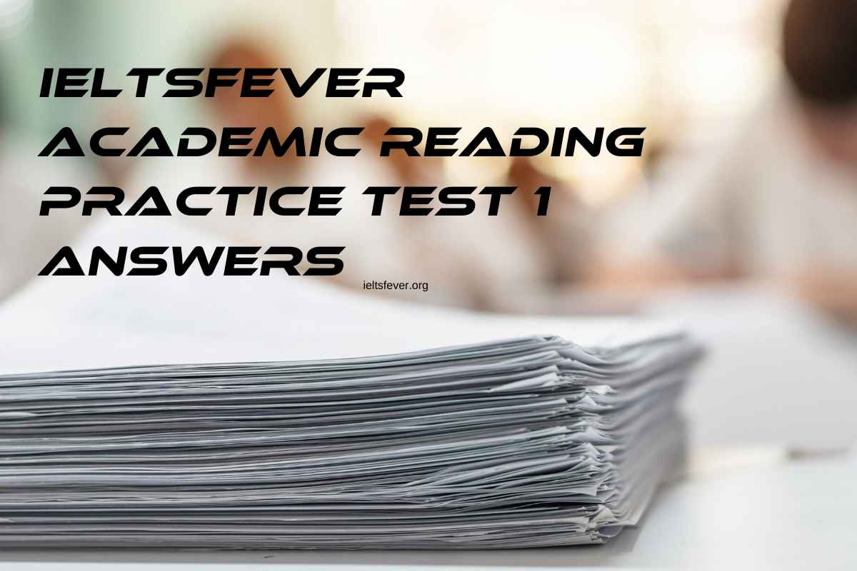 Ielts Fever Free practice Tests for students ielts exam