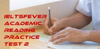 Ieltsfever academic reading practice test 2 answers