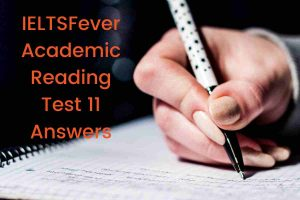 IELTSFeverAcademic Reading Test 11 Answers. (Passage 1 A disaster of Titanic proportions, Passage 2 Three dimensional films, Passage 3 Does water have memory?)