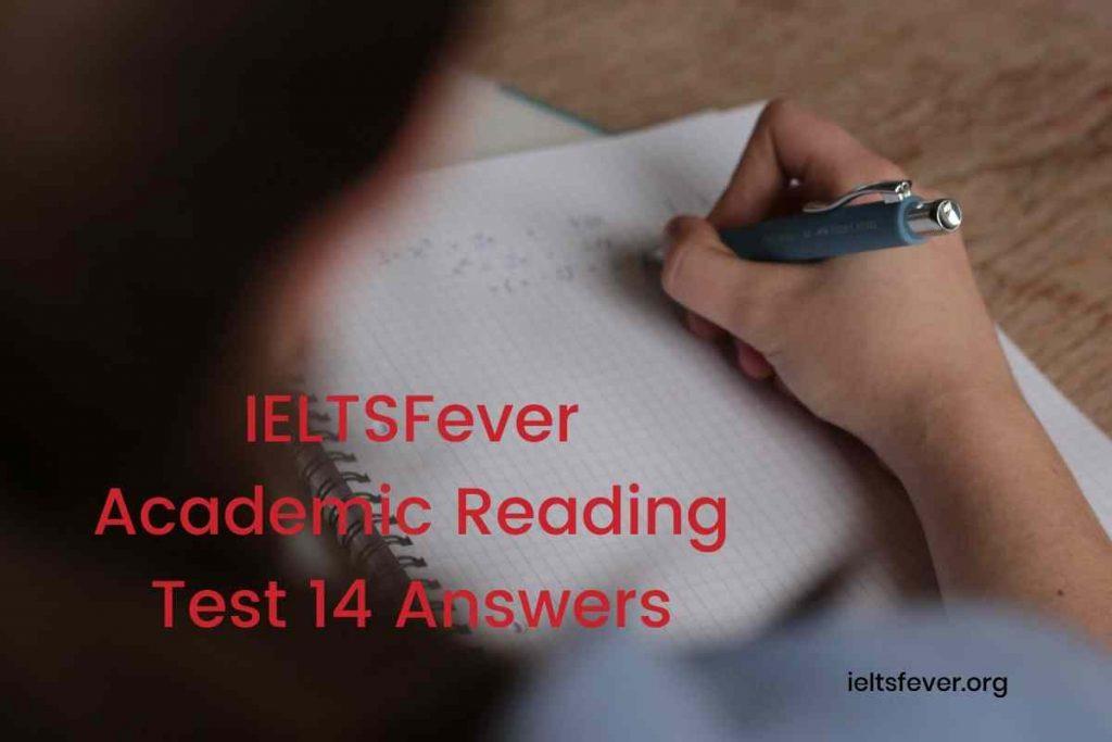 "IELTSFeverAcademic Reading Test 14 Answers. (Passage 1 ""Freebie"" Marketing, Passage 2 Tacoma Narrows Bridge– Disaster Strikes, Passage 3 Ebonics)"