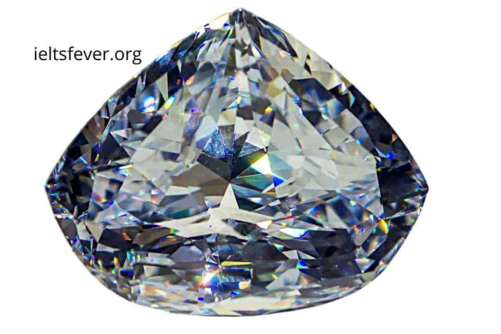 The Process Shows Diamonds Moving From the Mine to the Retailer