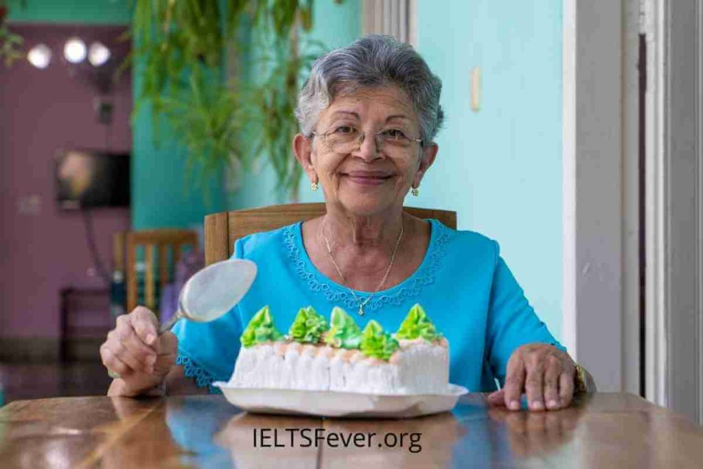 You Have Organized a 90th Birthday Party for Your Relative