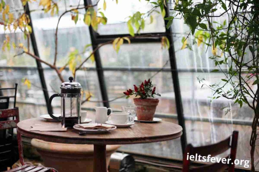 Describe a Cafe That You Like to Visit (2) (1)