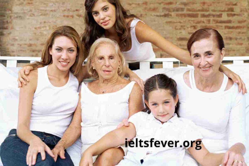 Relatives & Daily Routine IELTS Speaking Part 1 Questions With Answer (1)