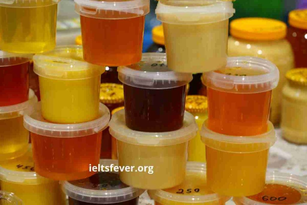 The Bar Charts Below Provide Information About Honey Production (1) (1)